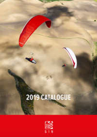 Gin 2019 Catalogue